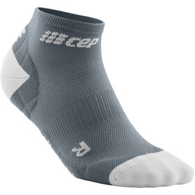cep Ultralight Calcetines Corte Bajo Hombre, grey/light grey